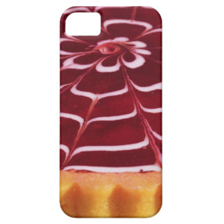Raspberry tart iPhone SE/5/5s case