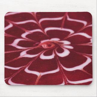 Raspberry tart mouse pad