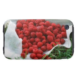 Raspberry Tough iPhone 3 Cover