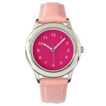 Raspberry Wristwatch