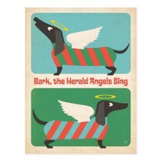 Raspe los ángeles de Herald Postales