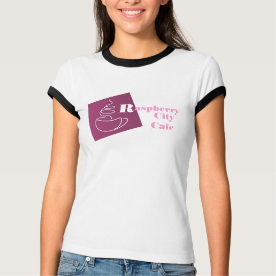 Raspeberry City Cafe T-Shirt