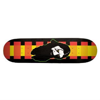 Rasputin #8 skateboard deck