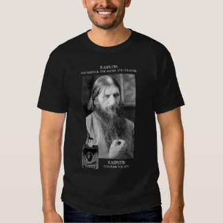 Rasputin Cologne T-shirt