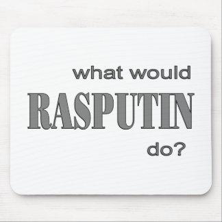 Rasputin Mouse Pad