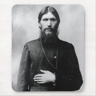 Rasputin The Mad Monk Mouse Pad
