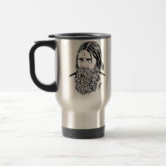 Rasputin Travel Mug