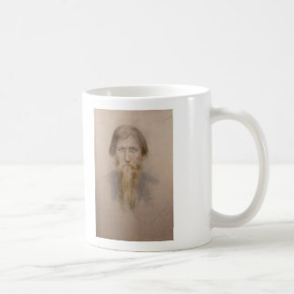 Rasputin, When the bell tolls three times,it wi... Coffee Mug