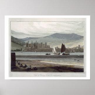 Rassella, cerca de Kilmartin, lago Creran, Argyll, Poster