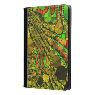 Rasta Abstract Bling Pattern iPad Air Case