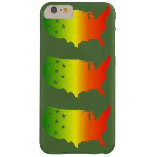 RASTA AMERCAN BARELY THERE iPhone 6 PLUS CASE