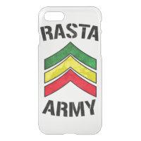 Rasta army iPhone 7 case