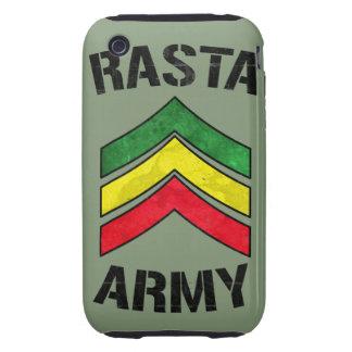 Rasta army tough iPhone 3 case