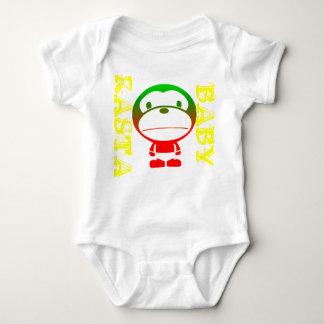 RASTA BABY BABY BODYSUIT