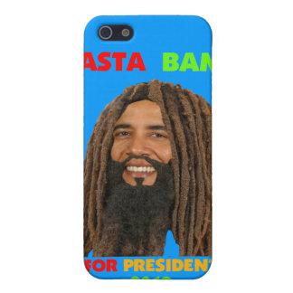 Rasta Bama, President Obama in Dreadlocks iPhone SE/5/5s Case