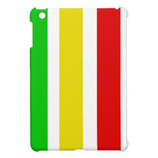 Rasta Bars Cover For The iPad Mini