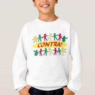 Rasta Contra Sweatshirt