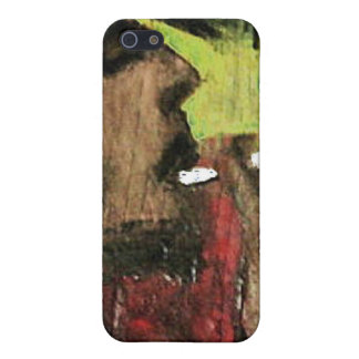 Rasta Cover For iPhone 5
