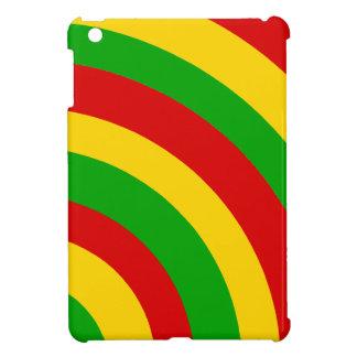 Rasta Curves iPad Mini Case