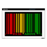 RASTA DECAL FOR LAPTOP