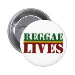 Rasta del reggae de Cori Reith Rasta Pin
