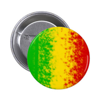 Rasta Design Pinback Button