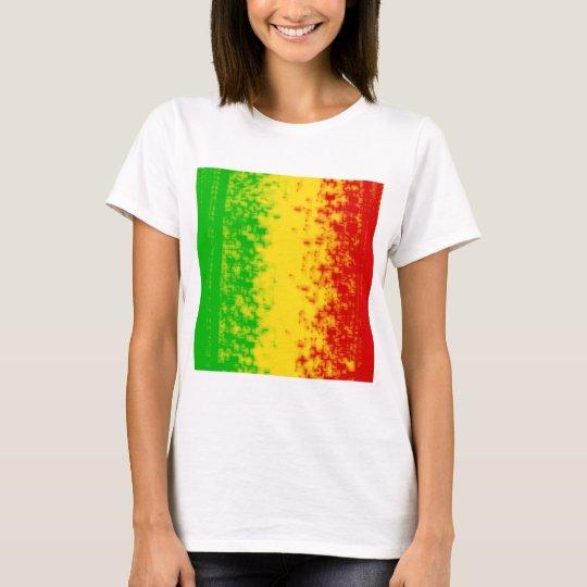 Rasta Design T-Shirt