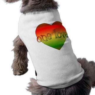 Rasta Dog Tees Dog Tee Shirt