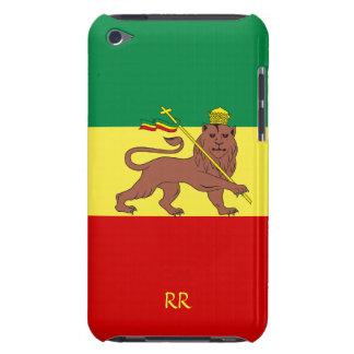 Rasta Flag Ethiopia Reggae iPod Touch 4G Case iPod Touch Case