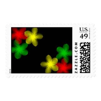 RasTa flowers Postage