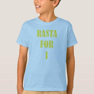 Rasta FOR I T-Shirt