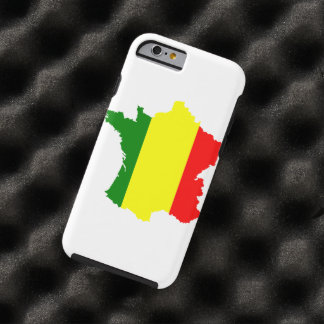 RASTA FRANCE TOUGH iPhone 6 CASE