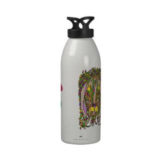 Rasta Hare Water Bottle