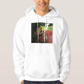 Rasta Hooded Sweatshirts
