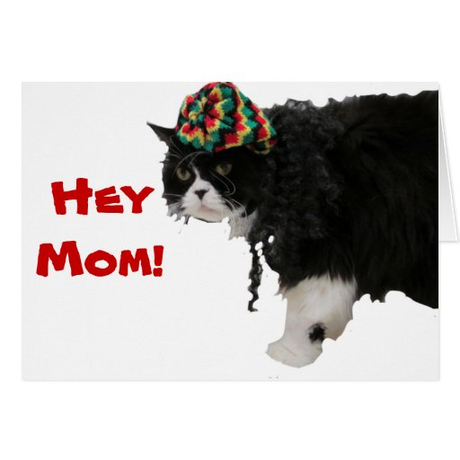 Rasta Humphries - Happy Mother's Day! Cards