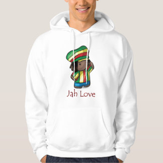 Rasta Hype Clothing Hooded Pullovers