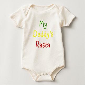 Rasta Infant Creeper