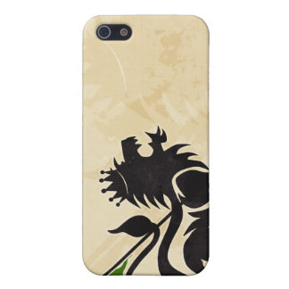 Rasta iPhone 4 Tan Case