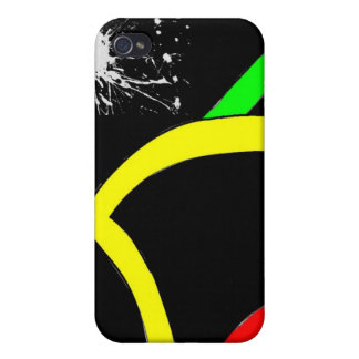 Rasta Iphone Case iPhone 4/4S Covers