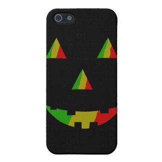 Rasta Jack-O-Lantern iPhone SE/5/5s Case