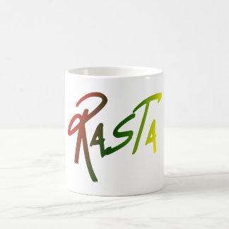 Rasta Jamaican Colors Coffee Mug