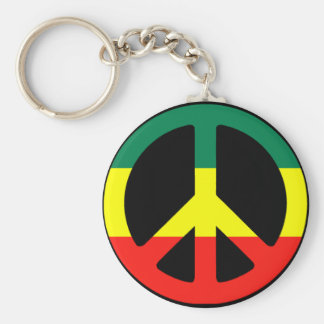 Rasta Key chain