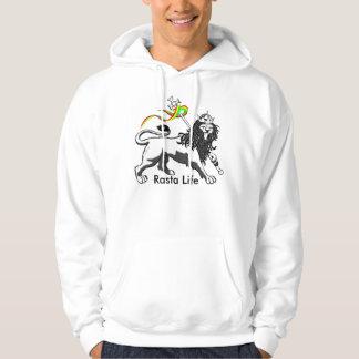 Rasta Life, Moletom with Basic Pointed hood Hooded Pullovers