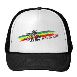 Rasta Life Trucker Hat
