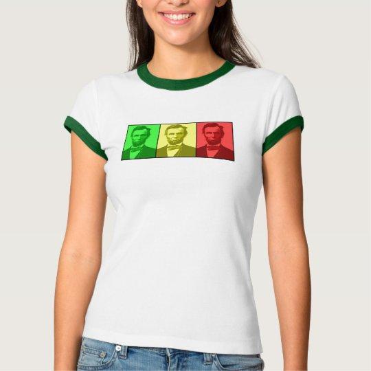 Rasta Lincoln T-Shirt