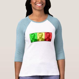 Rasta Lincoln T Shirt