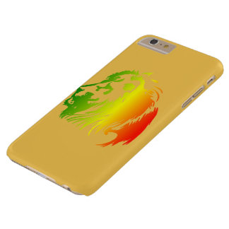 RASTA LION BARELY THERE iPhone 6 PLUS CASE
