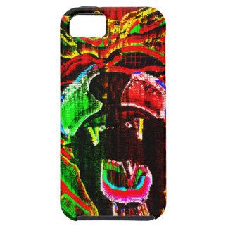 Rasta Lion iPhone 5/5s Case
