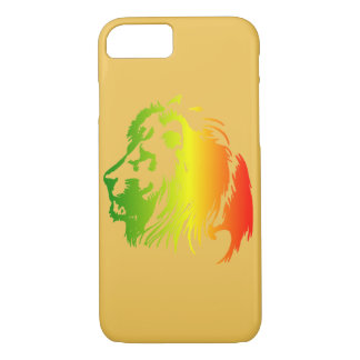 RASTA LION iPhone 7 CASE