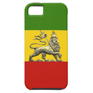 Rasta Lion of Judah Iphone 5.5S case iPhone 5 Case